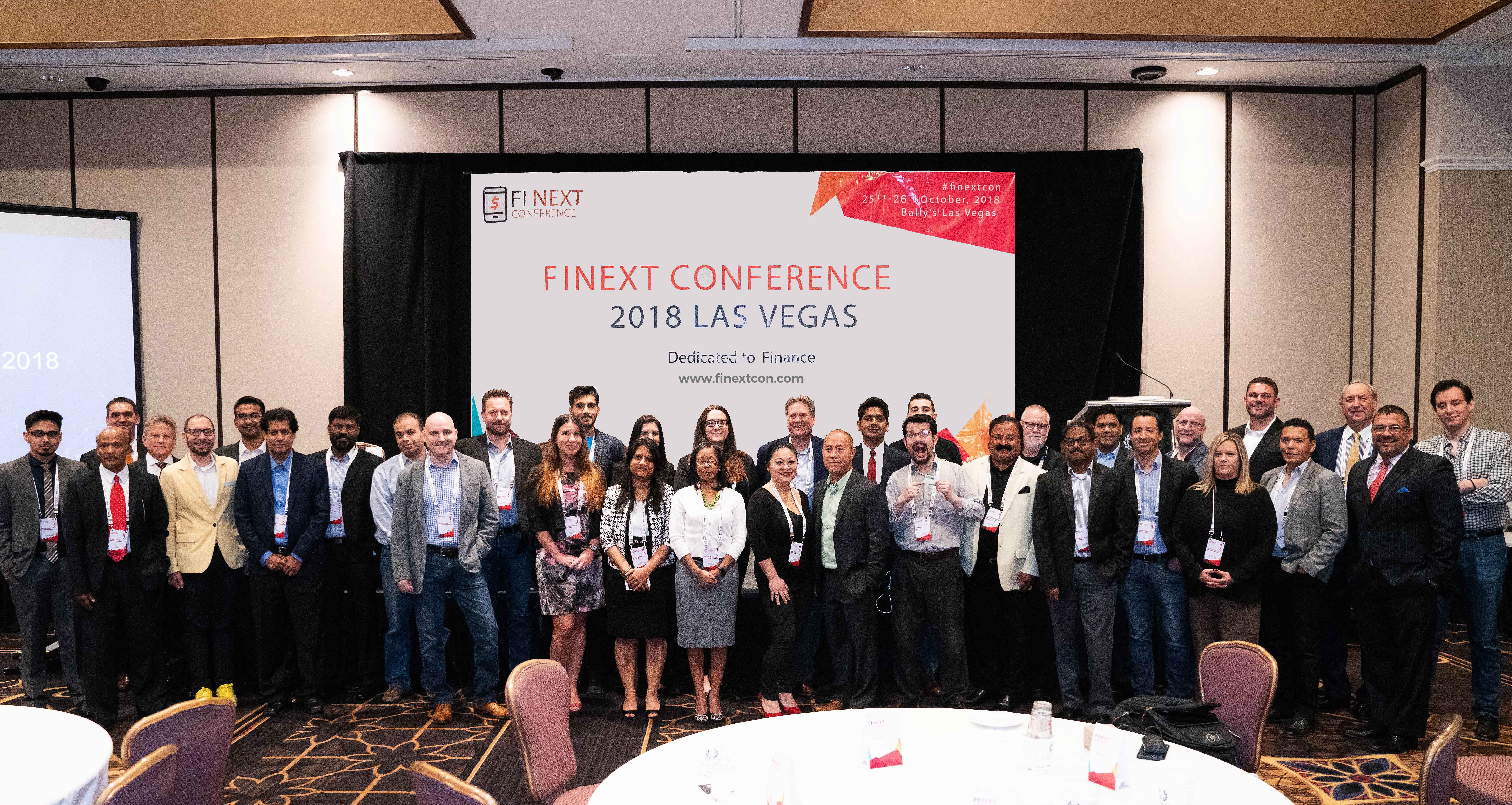FiNext Tech Awards & Conference: a successful Inaugural Event in Las Vegas