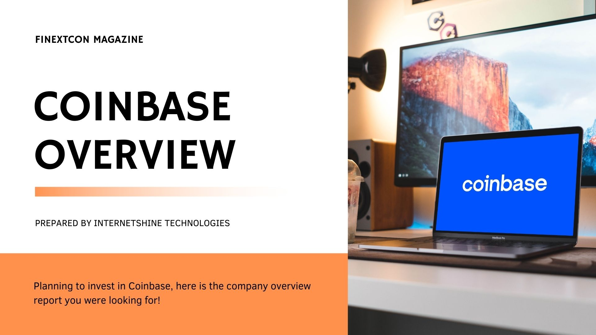 Coinbase company overview report